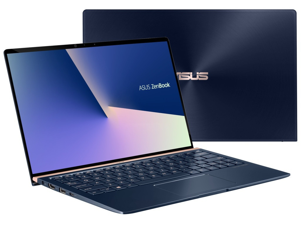 Ноутбук ASUS Zenbook UX333FA-A3069T Blue 90NB0JV1-M07700 Выгодный набор + серт. 200Р!!!(Intel Core i5-8265U 1.6 GHz/8192Mb/256Gb SSD/Intel HD Graphics/Wi-Fi/Bluetooth/Cam/13.3/1920x1080/Windows 10 Home 64-bit) ноутбук hp 15 ra065ur 3yb54ea выгодный набор серт 200р intel celeron n3060 1 6 ghz 4096mb 500gb intel hd graphics wi fi bluetooth cam 15 6 1366x768 windows 10 64 bit
