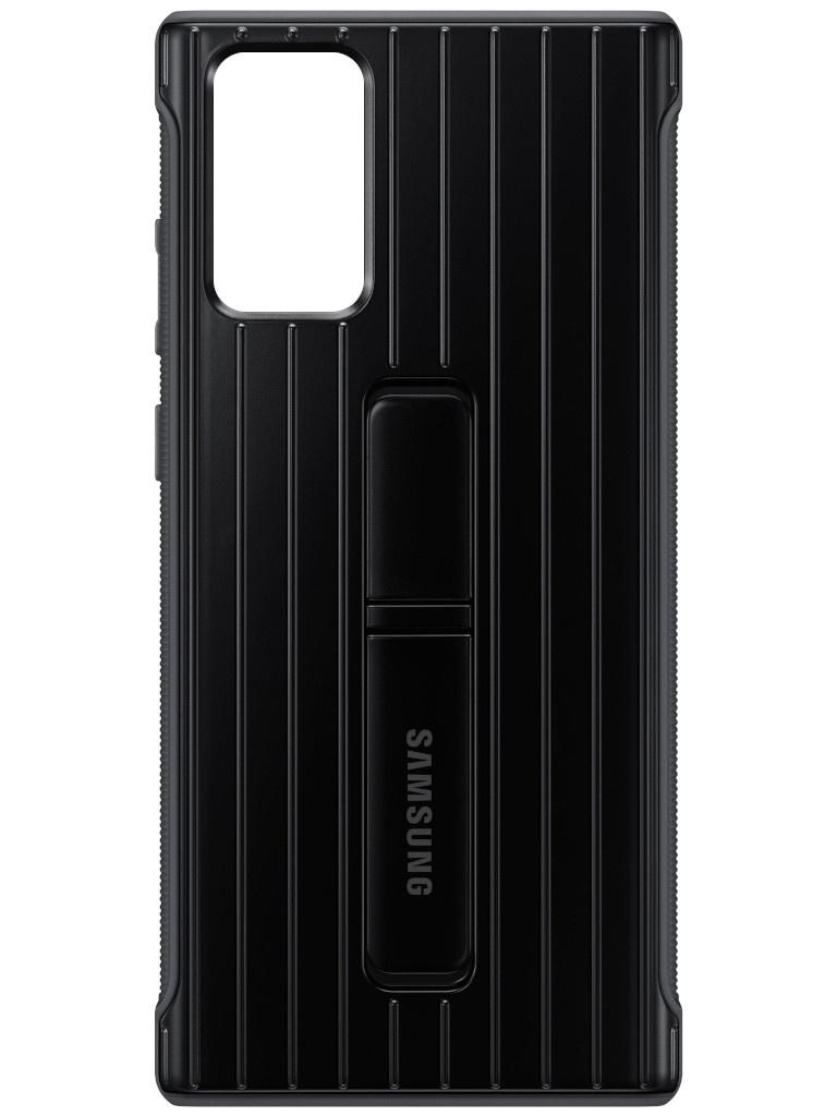 Чехол для Samsung Galaxy Note 20 Protective Standing Cover Black EF-RN980CBEGRU