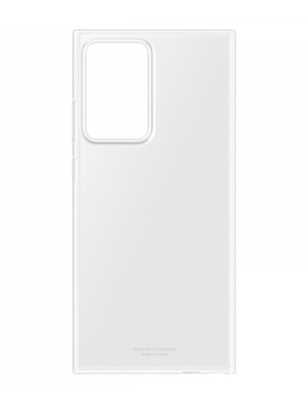 Чехол для Samsung Galaxy Note 20 Ultra Clear Cover Transparent EF-QN985TTEGRU