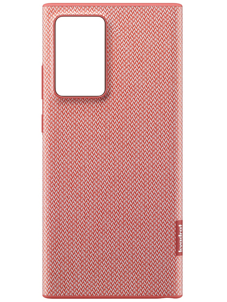 Чехол для Samsung Galaxy Note 20 Ultra Kvadrat Cover Red EF-XN985FREGRU