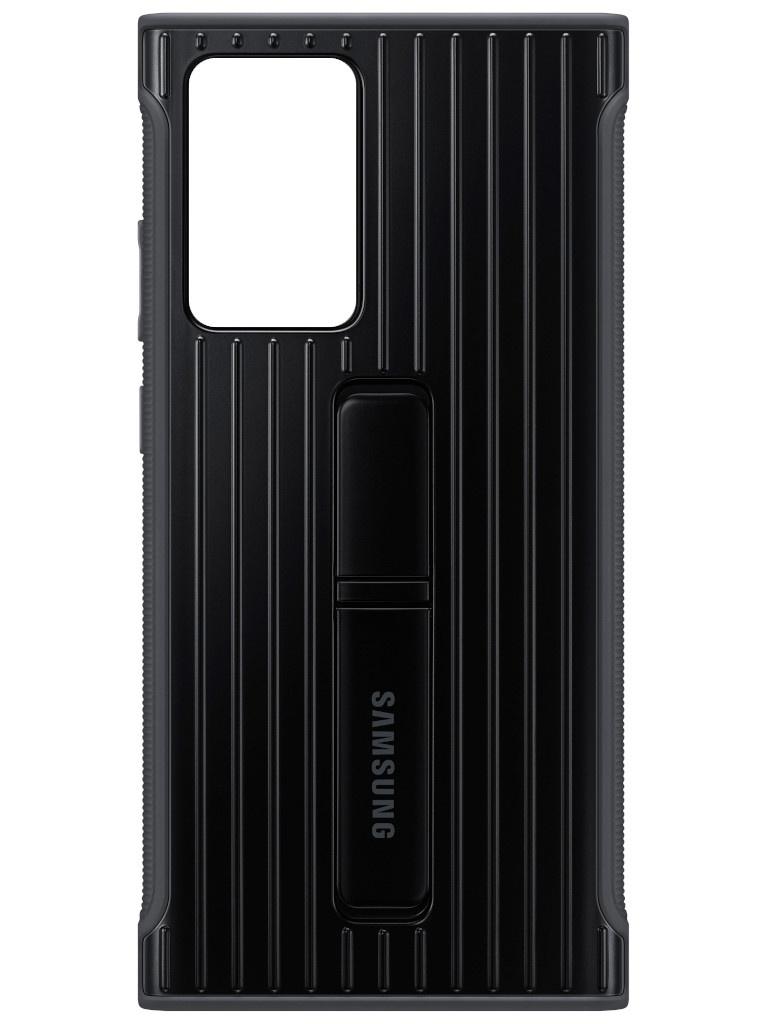 Чехол для Samsung Galaxy Note 20 Ultra Protective Standing Cover Black EF-RN985CBEGRU