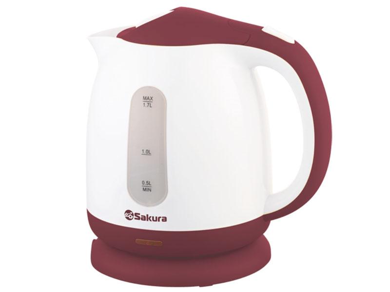 Чайник Sakura SA-2344WR чайник sakura sa 2343r