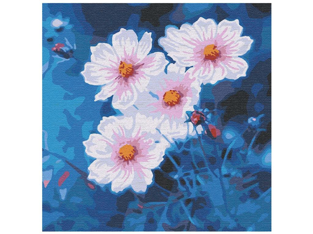Картина по номерам Котеин Камелия 30x30cm KHM0040