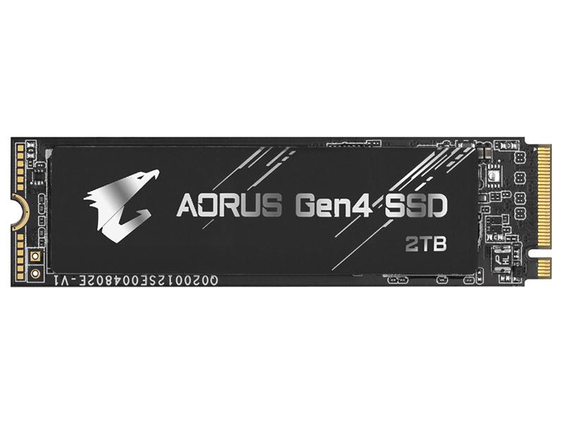 Твердотельный накопитель GigaByte Aorus 2Tb GP-AG42TB