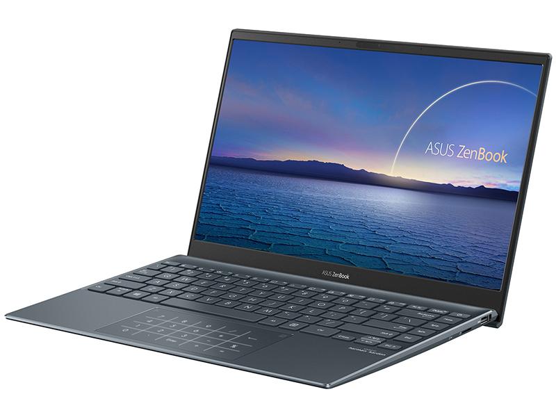 Ноутбук ASUS Zenbook UX325JA-EG035T 90NB0QY1-M02090 (Intel Core i5-1035G1 1.0 GHz/8192Mb/512Gb SSD/Intel UHD Graphics/Wi-Fi/Bluetooth/Cam/13.3/1920x1080/Windows 10 Home 64-bit)