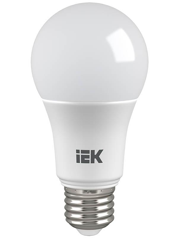 Лампочка IEK Led LLE-A60-11-230-40-E27