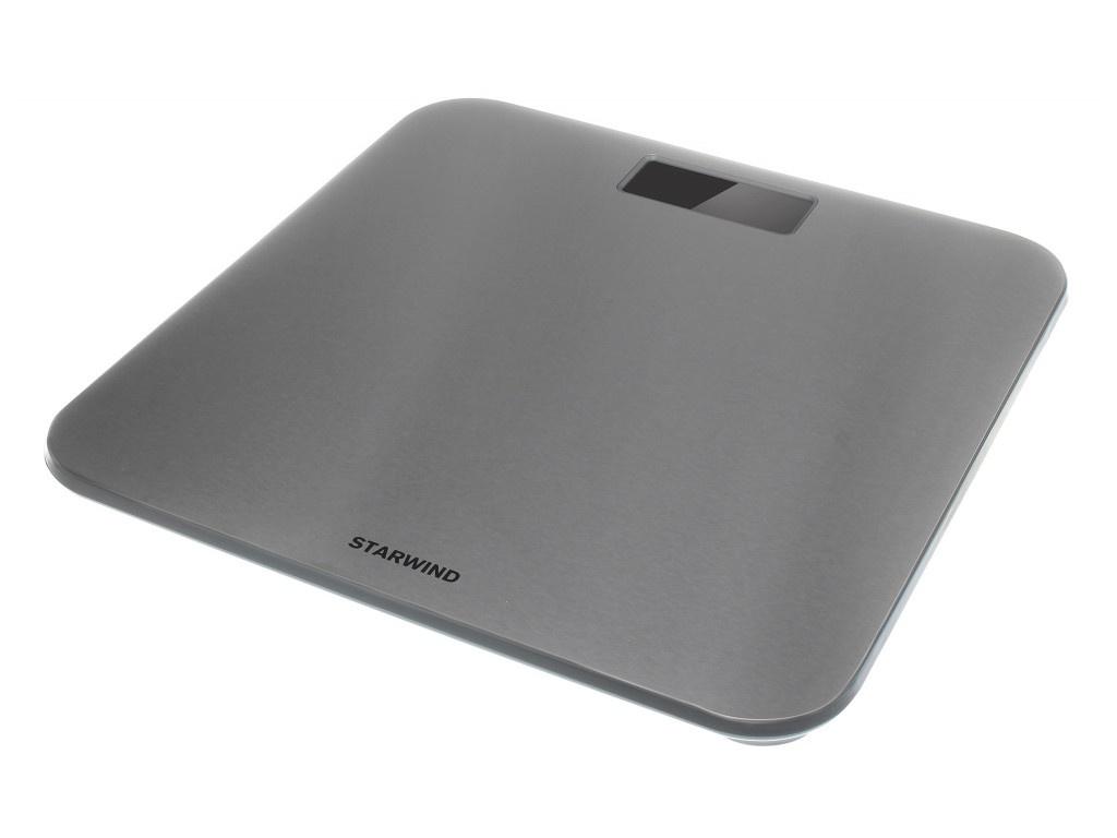 Весы напольные Starwind SSP6010 Silver