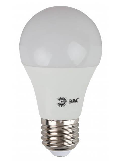 Лампочка Эра ECO LED A60-10Вт-840-4000К-E27
