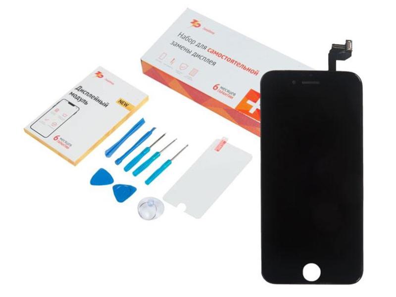 Инструмент для самостоятельного ремонта телефона ZeepDeep APPLE iPhone 6S Black 646351