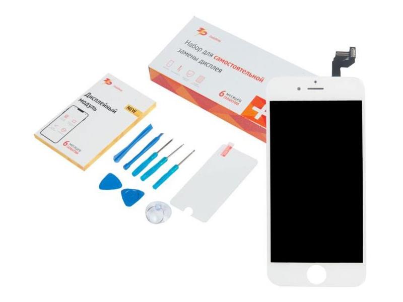 Инструмент для самостоятельного ремонта телефона ZeepDeep APPLE iPhone 6S White 650658