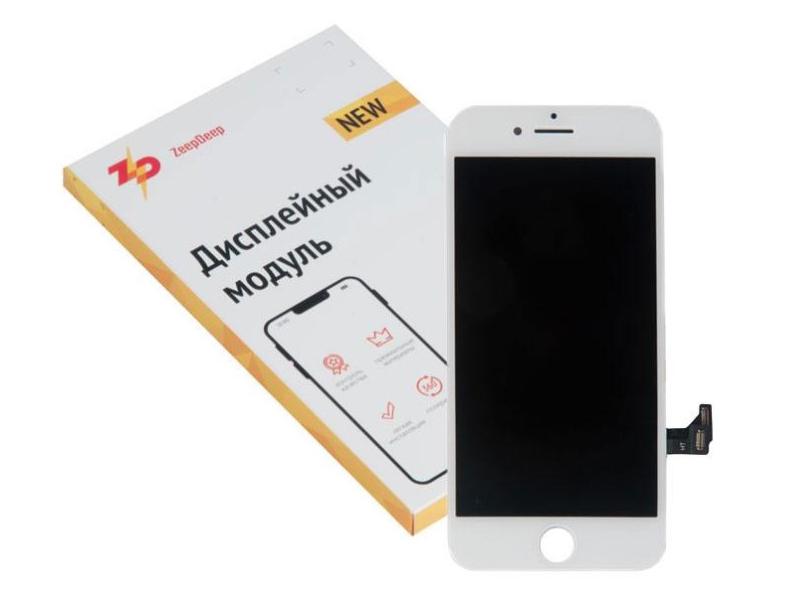 Фото - Дисплей ZeepDeep Premium для APPLE iPhone 7 RP White в сборе с тачскрином 721270 дисплей zeepdeep premium для apple iphone 7 rp white в сборе с тачскрином 721270