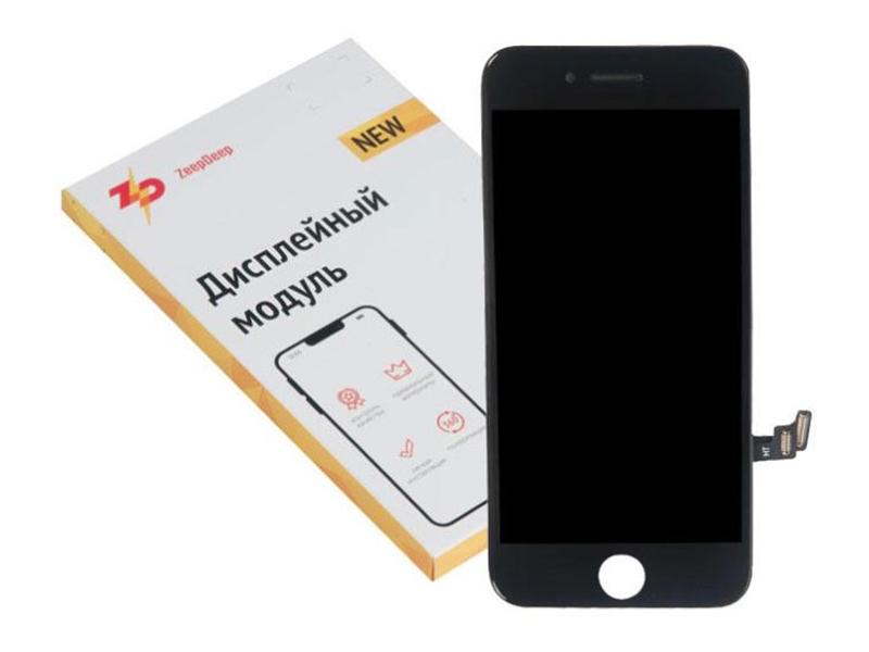Фото - Дисплей ZeepDeep Premium для APPLE iPhone 7 RP Black в сборе с тачскрином 721268 дисплей zeepdeep premium для apple iphone 7 rp white в сборе с тачскрином 721270