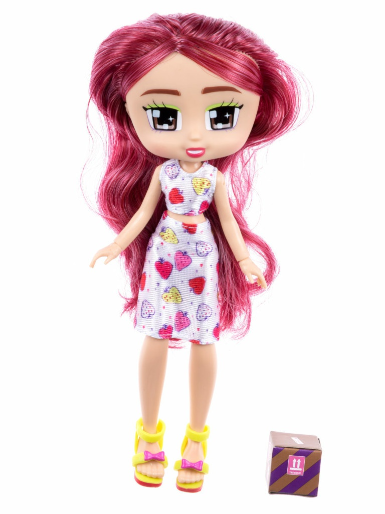Кукла 1Toy Boxy Girls Apple T16640