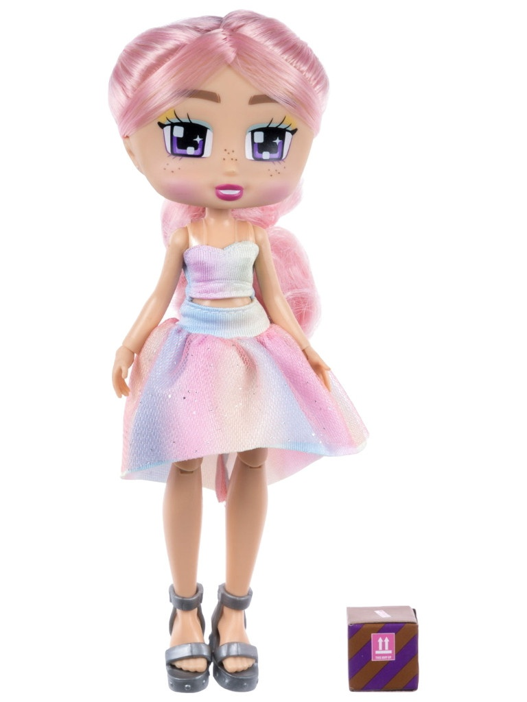 Кукла 1Toy Boxy Girls Delta T16630