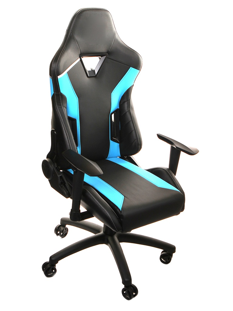 Компьютерное кресло ThunderX3 TC3 Azure Blue