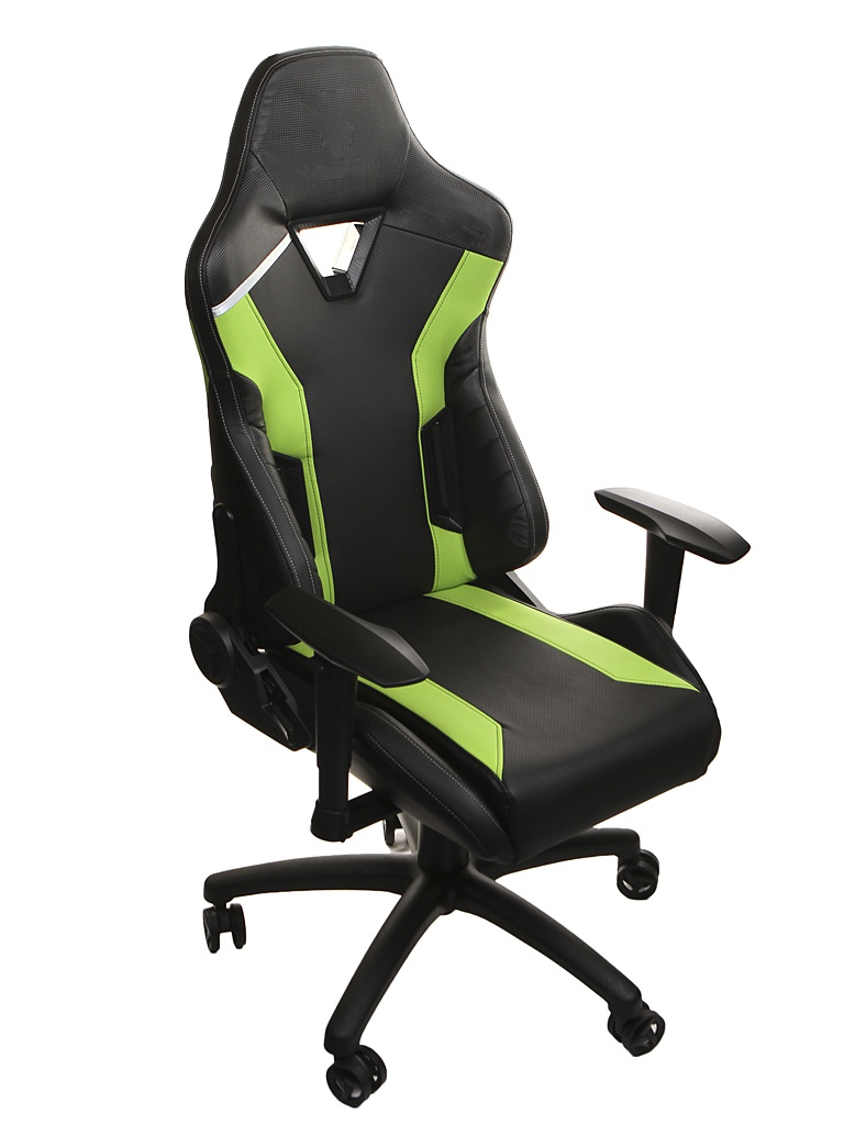 Компьютерное кресло ThunderX3 TC3 Neon Green компьютерное кресло thunderx3 tc3 ember red