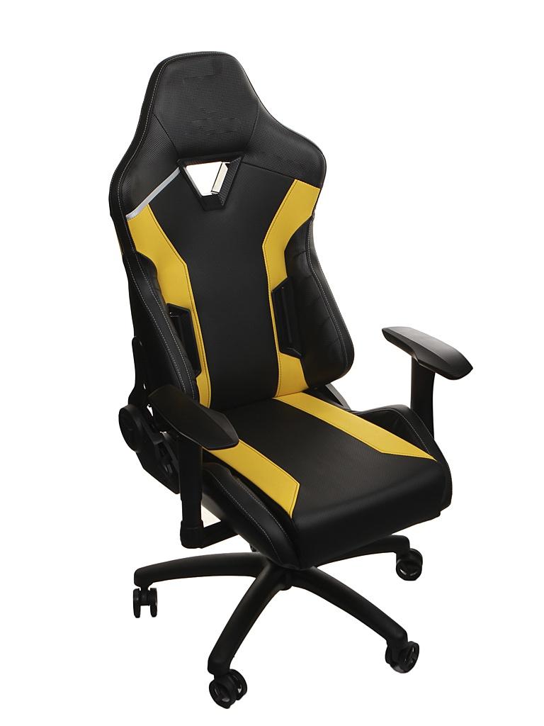 Компьютерное кресло ThunderX3 TC3 Bumblebee Yellow компьютерное кресло thunderx3 tc3 ember red
