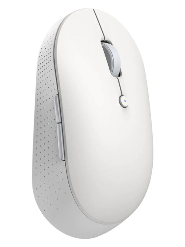 Мышь Xiaomi Mi Dual Mode Wireless Mouse Silent Edition White WXSMSBMW02