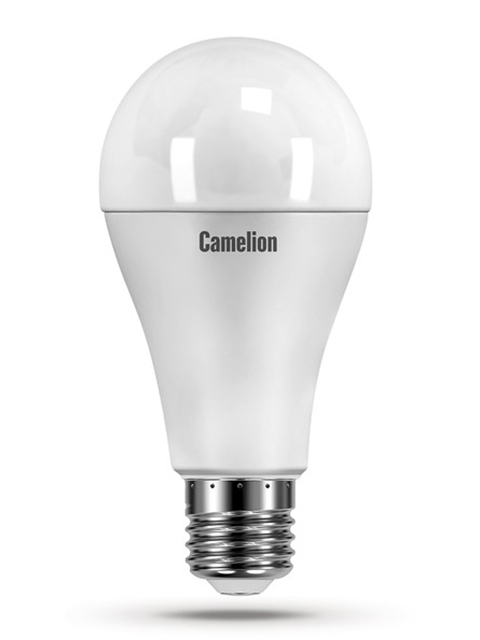 Лампочка Camelion E27 15W 220V 4500K 1320Lm LED15-A60/845/E27 12186