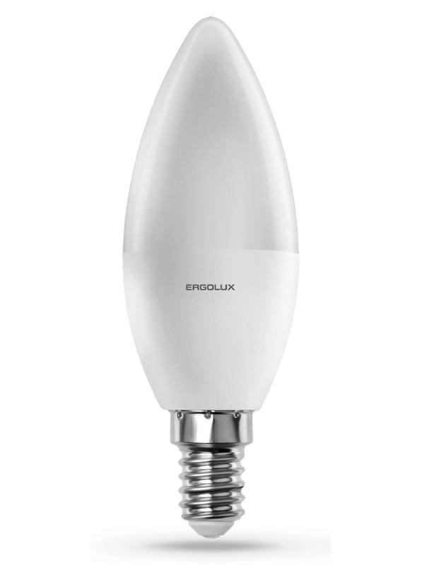 Лампочка Ergolux LED-C35-11W-E14-4K 13619