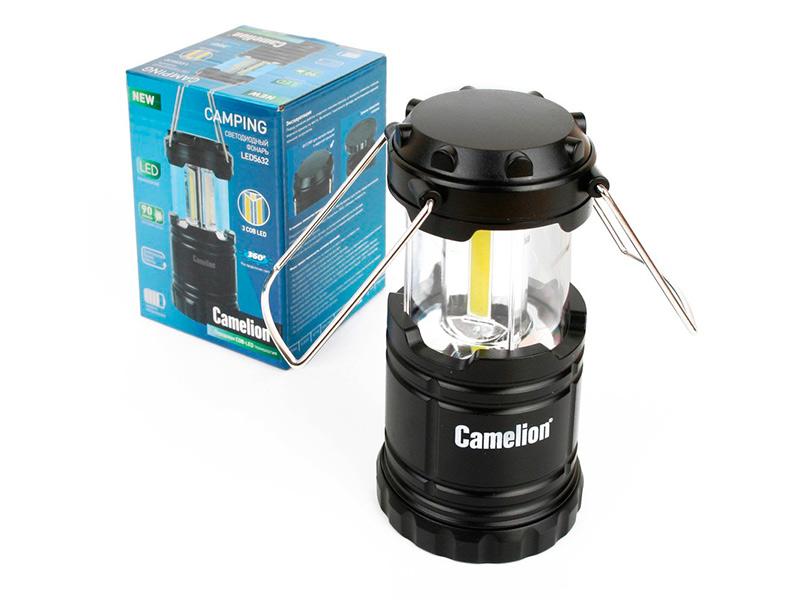 Фонарь Camelion LED5632 13368