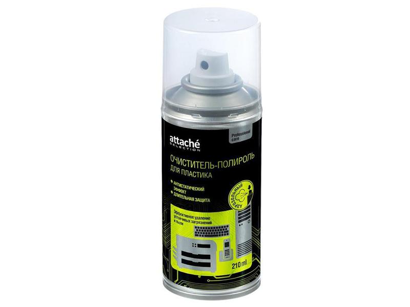 Очиститель пенный для пластика Attache Selection 210ml 1118236