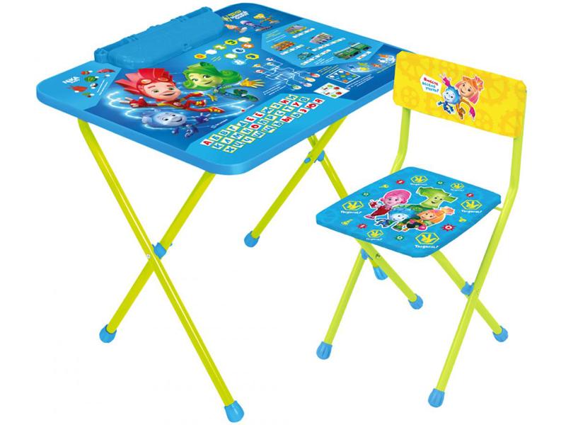 Набор детской мебели Nika Фиксики Ф2А