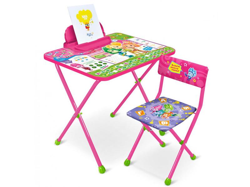 Набор детской мебели Nika Фиксики Ф2З