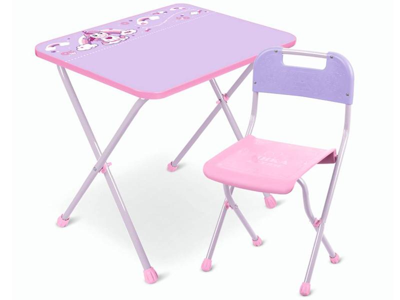 Набор детской мебели Nika с единорогом КА2-М/1