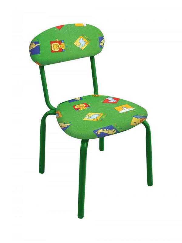 Детский стул Nika СТУ5 Звери Green