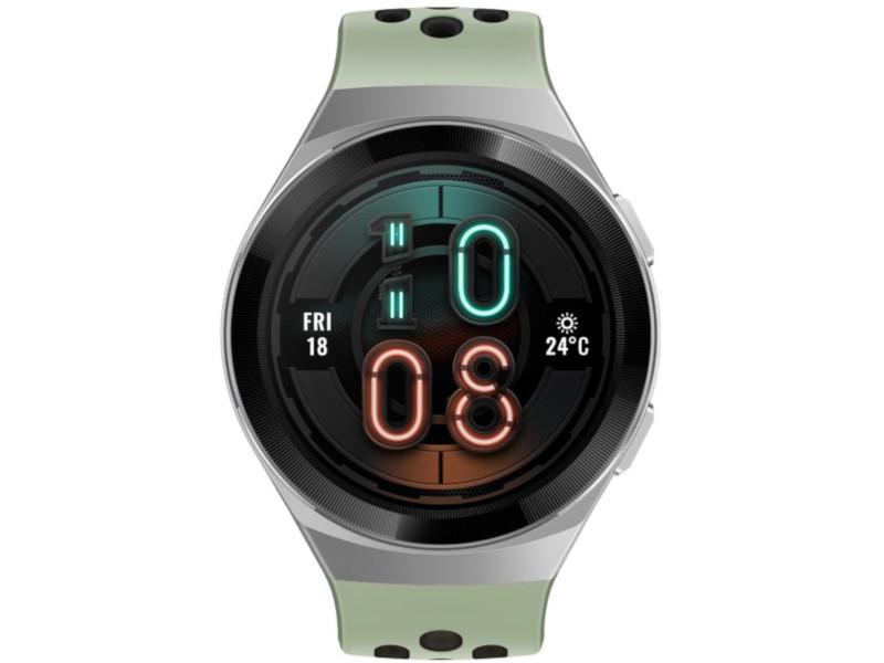 Умные часы Huawei Watch GT 2e Hector-B19C 46mm Black/Mint 55025294 Выгодный набор + серт. 200Р!!!