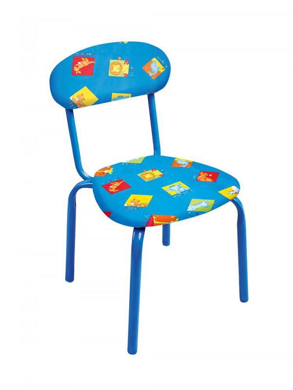 Детский стул Nika СТУ5 Звери Blue