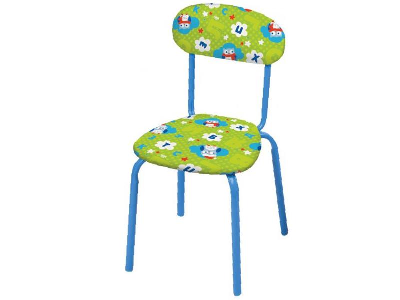 Детский стул Nika СТУ6 Совята Green