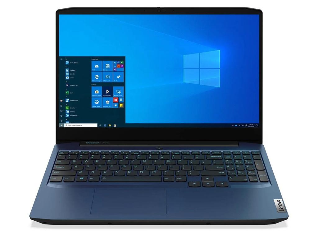 Ноутбук Lenovo IdeaPad Gaming 3 15IMH05 81Y4006VRU (Intel Core i5-10300H 2.5 GHz/16384Mb/512Gb SSD/nVidia GeForce GTX 1650 4096Mb/Wi-Fi/Bluetooth/Cam/15.6/1920x1080/Windows 10 Home 64-bit)