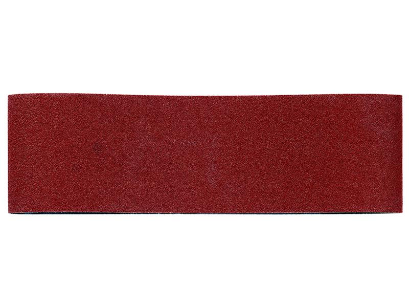 Шлифовальная лента Metabo 75x533 P180 3шт 631006000