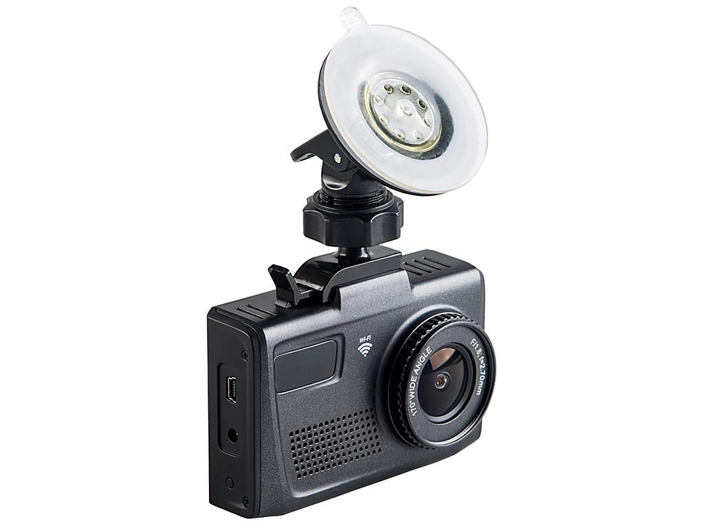 Видеорегистратор SilverStone F1 Hybrid Uno A12 Z Wi-Fi Выгодный набор + серт. 200Р!!!