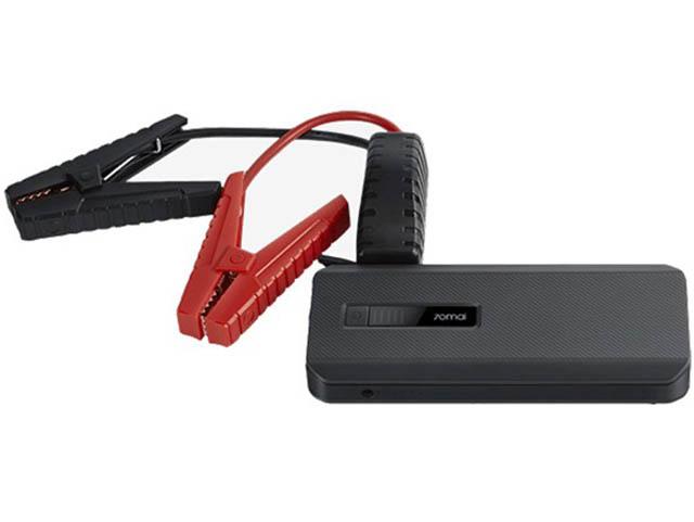 Устройство Xiaomi 70mai Jump Starter Max PS06 Black Выгодный набор + серт. 200Р!!!
