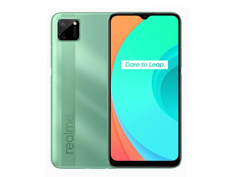 Сотовый телефон realme C11 2/32GB Green