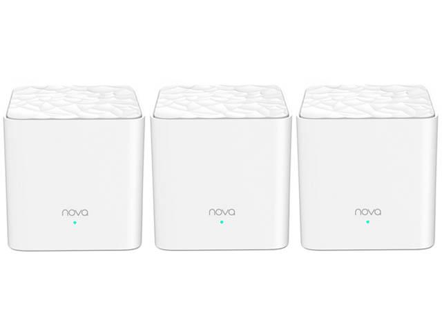 Wi-Fi роутер Tenda Nova MW3-3 Выгодный набор + серт. 200Р!!!