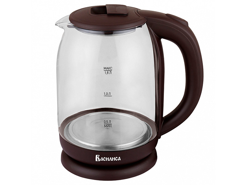Чайник Василиса ВА-1035 Brown
