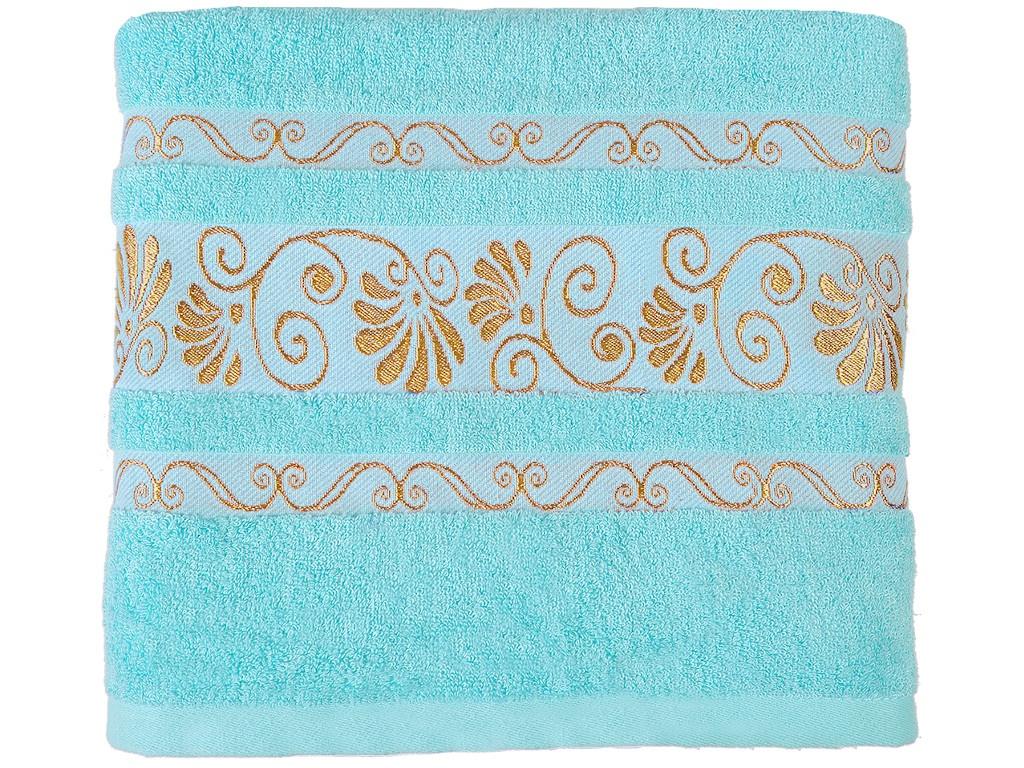 Полотенце Bonita 70x140cm Blue Glow 1010216321 полотенце bonita клетка 35 х 62 см