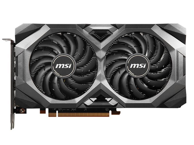 Видеокарта MSI Radeon RX 5600 XT 1130Mhz PCI-E 4.0 6144Mb 14000Mhz 192 bit HDMI 3xDP MECH