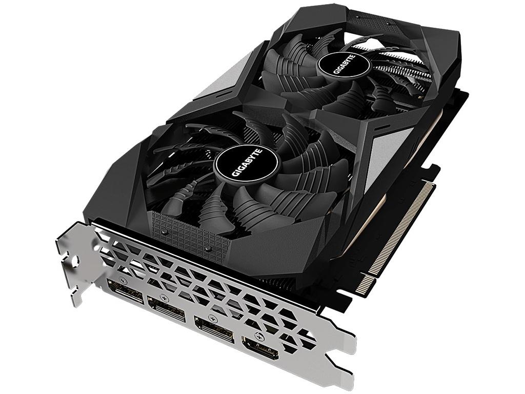 Видеокарта GigaByte Radeon RX 5500 XT 1733Mhz PCI-E 4.0 4096Mb GDDR6 14000Mhz HDMI DP GV-R55XTOC-4GD Выгодный набор + серт. 200Р!!! видеокарта gigabyte radeon rx 570 1244mhz pci e 3 0 4096mb 7000mhz 256 bit dvi hdmi hdcp gv rx570gaming 4gd выгодный набор серт 200р