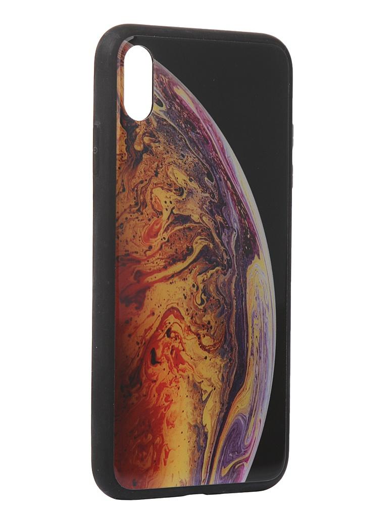 Чехол Krutoff для APPLE iPhone XS Max 12014