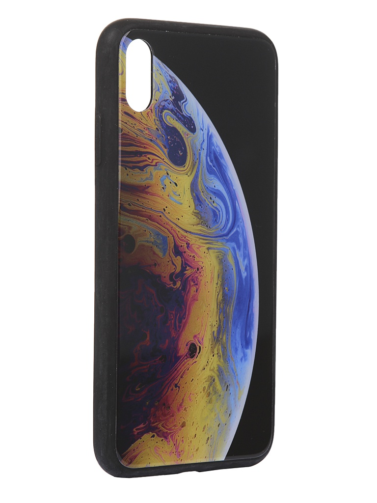 Чехол Krutoff для APPLE iPhone XS Max 12013
