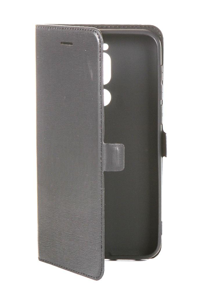 Чехол Krutoff для Meizu X8 Black 10416