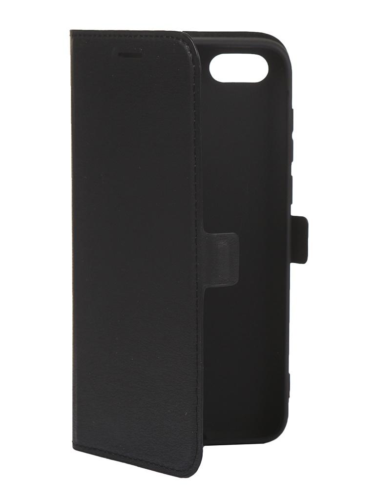 Чехол Krutoff для Huawei Y5 2018/Y5 Prime 2018/Honor 7A Black 10403