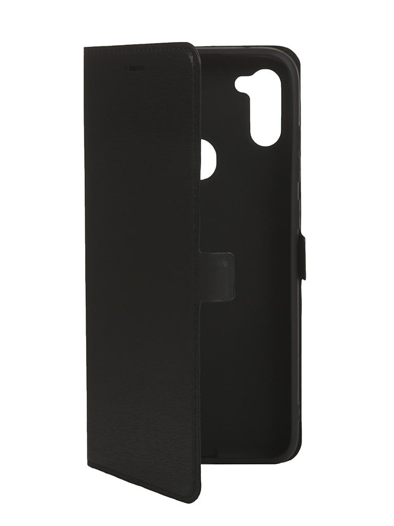 Чехол Krutoff для Samsung Galaxy A11/M11 M115 Black 10434
