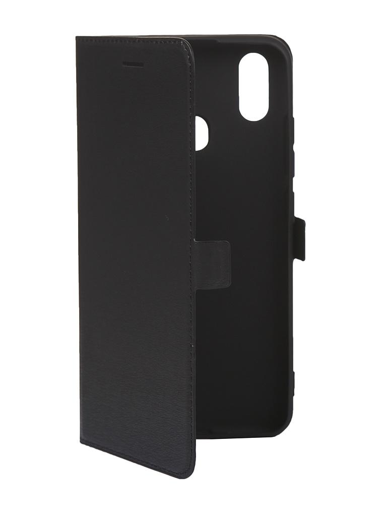 Чехол Krutoff для Vivo Y91/Y91i/Y93/Y93 Lite/Y95 Black 10353