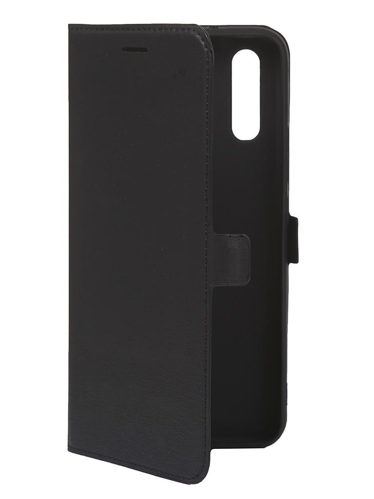 Чехол Krutoff для Vivo V17 Neo Black 10473
